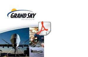 Grand Sky, UAS, Drones, Business Park, Technology Park, Grand Forks Air Force Base, training