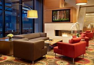 Downtown Vancouver business hotel
