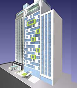 Midtown Manhattan accommodations