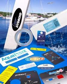 NFi Salt Water and UV-resistant Labels