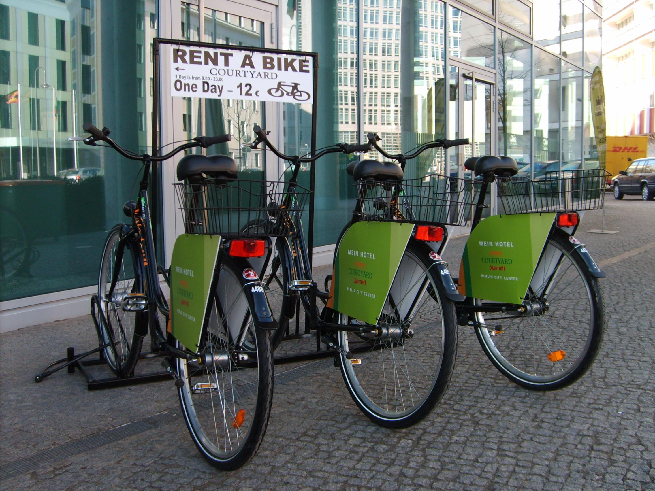 Berlin hotel offers