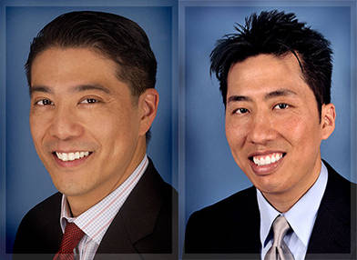 San Jose Plastic Surgeons Jerome H. Liu, MD, MSHS and Tom S. Liu, MD, MBA