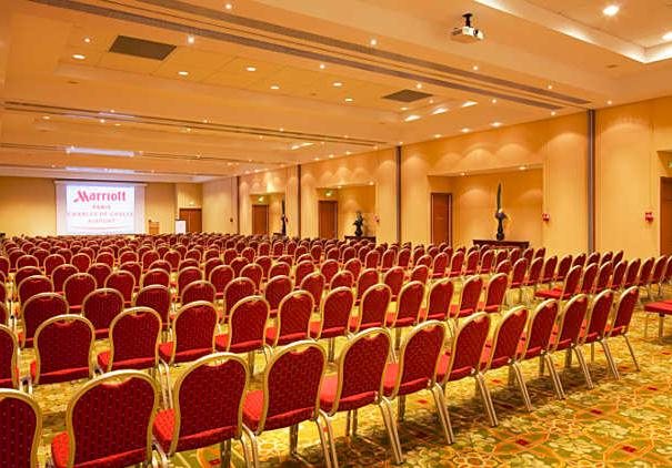 Paris Airport Hotel Meeting Venue