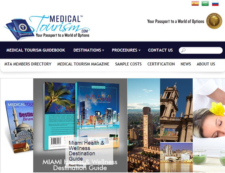 Medical Tourism | Your Passport to a World of Options