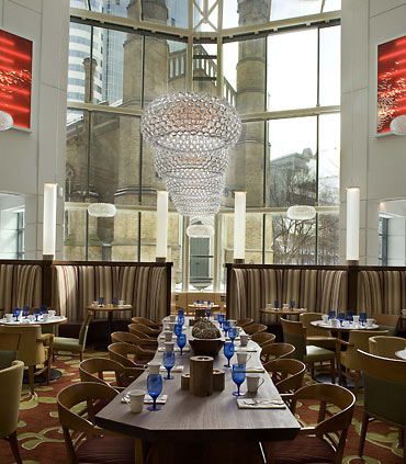 Downtown Toronto Restaurant