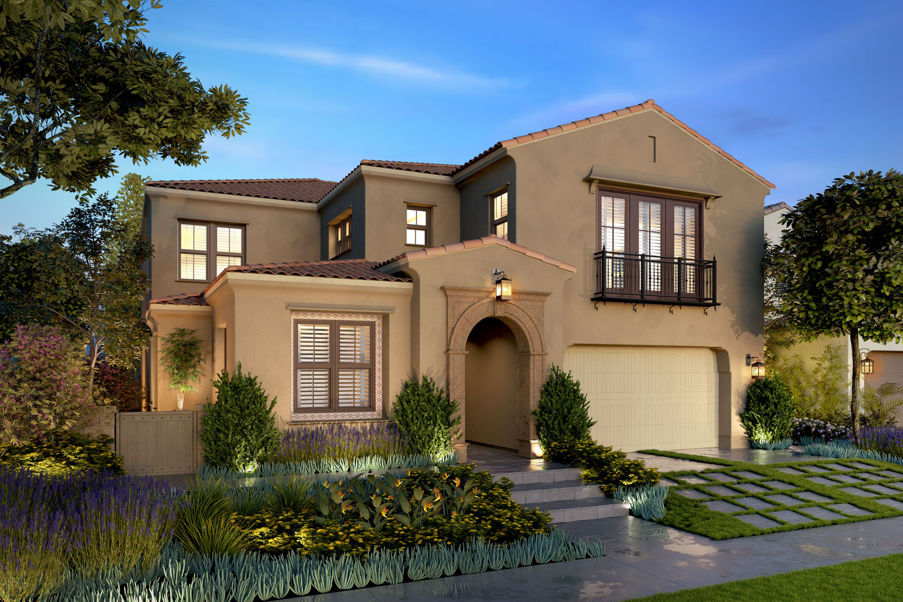 irvine new homes, new irvine homes, la cresta, brookfield