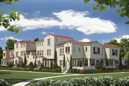 irvine new homes, new irvine townhomes, portola springs, irvine homes