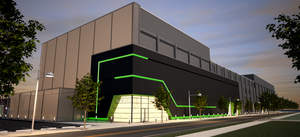BYTEGRID Cleveland - formerly the Cleveland Technology Center (CTC) 1625 Rockwell Avenue