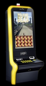 "Aristocrat licenses AMC's ""The Walking Dead"" to create engrossing new video slot game."