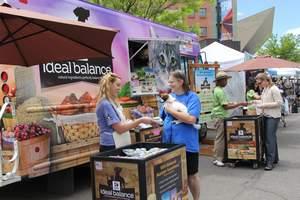 Hill's, Ideal Balance, cats, dogs, natural, pet food, treats, samples, food truck