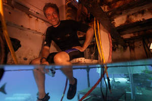 Fabien Cousteau's Mission 31 will go deeper, longer and further.