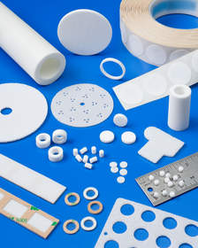 Interstate Specialty Products custom die cuts microporous polymers