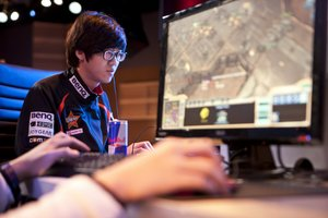 gaming pro gaming competition training south korea starcraft mind and body