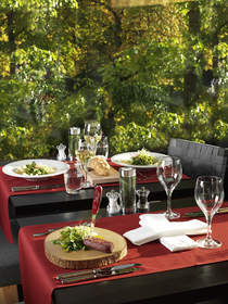 Dining in Zurich