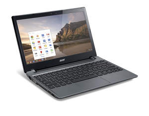 Faster Acer C7 Chromebook at Walmart for $199