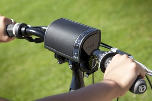 NYNE NB-200 portable Bluetooth bike speaker
