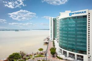 The 179-room Wyndham Guayaquil