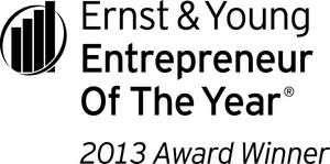 Dr. Ken Weiner Ernst & Young Entrepreneur of the Year 2013 in healthcare services.