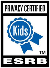 ESRb Privacy Seal for Child-Directed website or app
