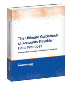 Accounts Payable Best Practices Guide