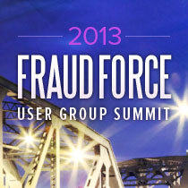 Fraud Force Summit 2013
