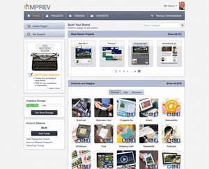 New Imprev Mobile Marketing Center