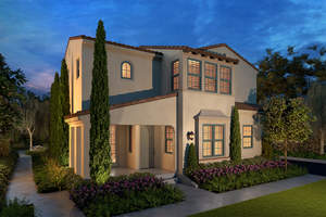 irvine real estate, irvine new homes, irvine courtyard homes, luna