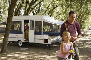 """Governor Snyder has declared July """"Michigan Camping & RV Month"""""""
