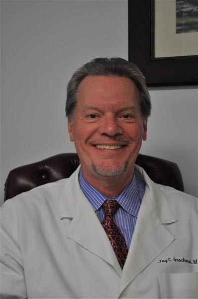 Baltimore Ophthalmologist Jay C. Grochmal, MD