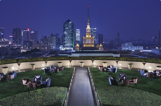 Business Hotels Shanghai