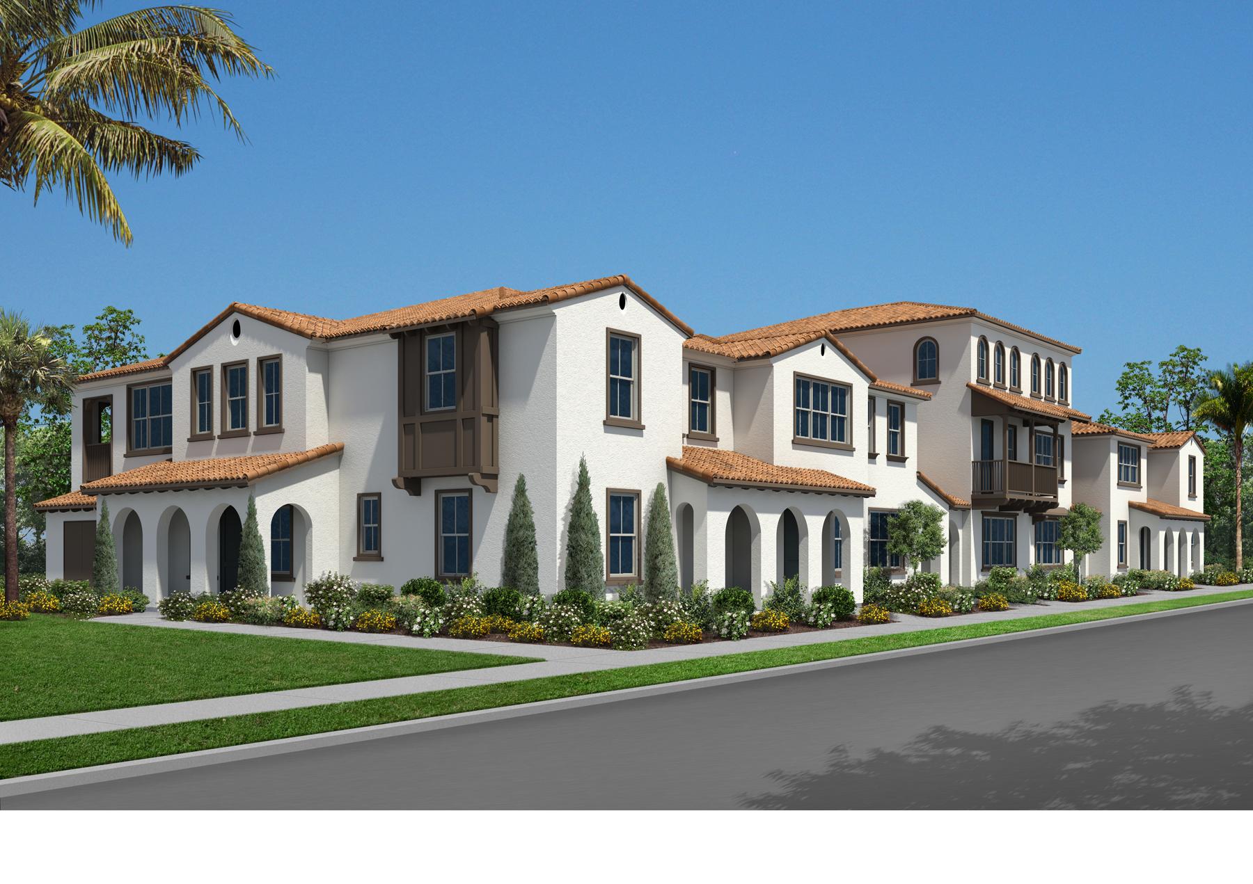 azusa new homes, azusa real estate, new azusa townhomes