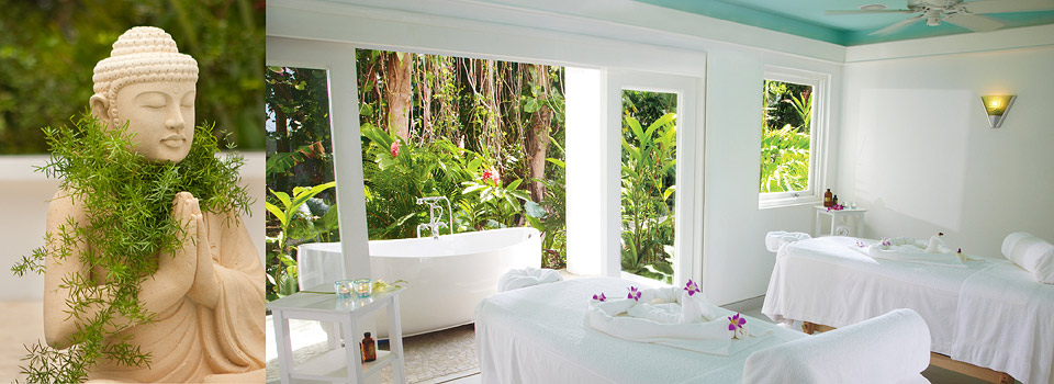 Oasis Spa at Couples Resorts
