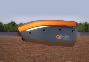 The SolBot R-225 can manage 340 kilowatts of solar panels, a 13 percent improvement over the SolBot R-200.