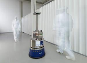 SCOUT Autonomous mobile robot