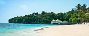 Caribbean Beach at Couples Tower Isle