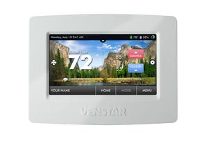 Venstar Adds Home and Away Buttons to ColorTouch Residential Thermostats for Easy, One-touch Programming