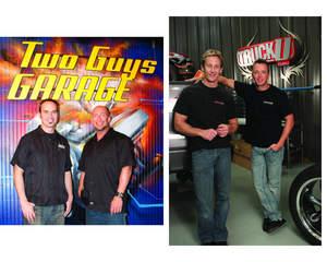 Two Guys Garage, TruckU, Kevin Byrd, Bruno Massel, Matt Steele, Willie B.