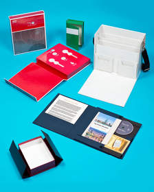 Advanced Looseleaf Portfolio Cases