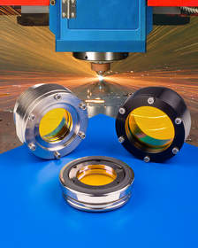 Laser Research Optics CO2 laser focusing lenses