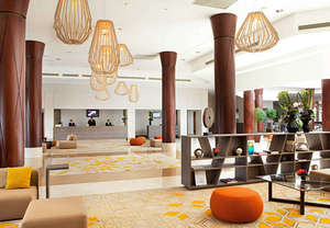 Paris airport hotel with conference rooms