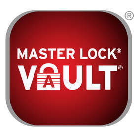 The Master Lock Vault is a free digital safe deposit box offering convenient storage for passwords, usernames, combination codes, digital files and more protected with industry-leading security. With the Master Lock Vault, users can access their information 24/7 via the website or the smart phone application with just one password.