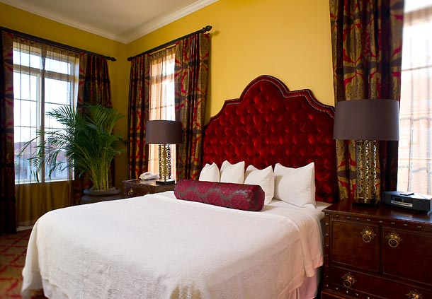 Historic St. Augustine hotel