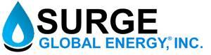Surge Global Energy, Inc.