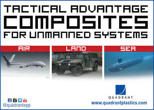 Quadrant EPP Unmanned Vehicle Systems, Land, Sea, Air