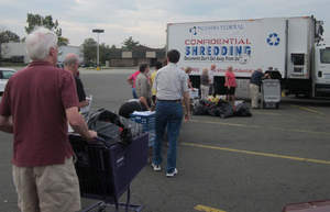 |New York Credit Union| Hosts 4th annual Shred Day