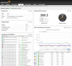 image of SolarWinds Virtualization Manager