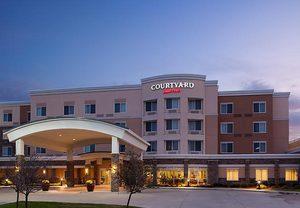hotel in Des Moines, Iowa
