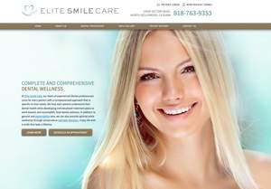 Dentist in Los Angeles Launches New Website