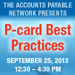 P-card Best Practices Virtual Summit