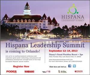 Latinas, Hispanic, conference, Orlando, businesswomen, professionals, summit, networking